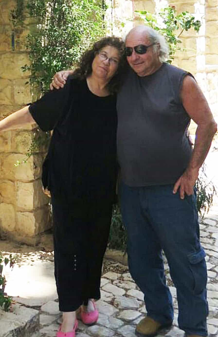 הדי וחניה בן-עמר, 2017