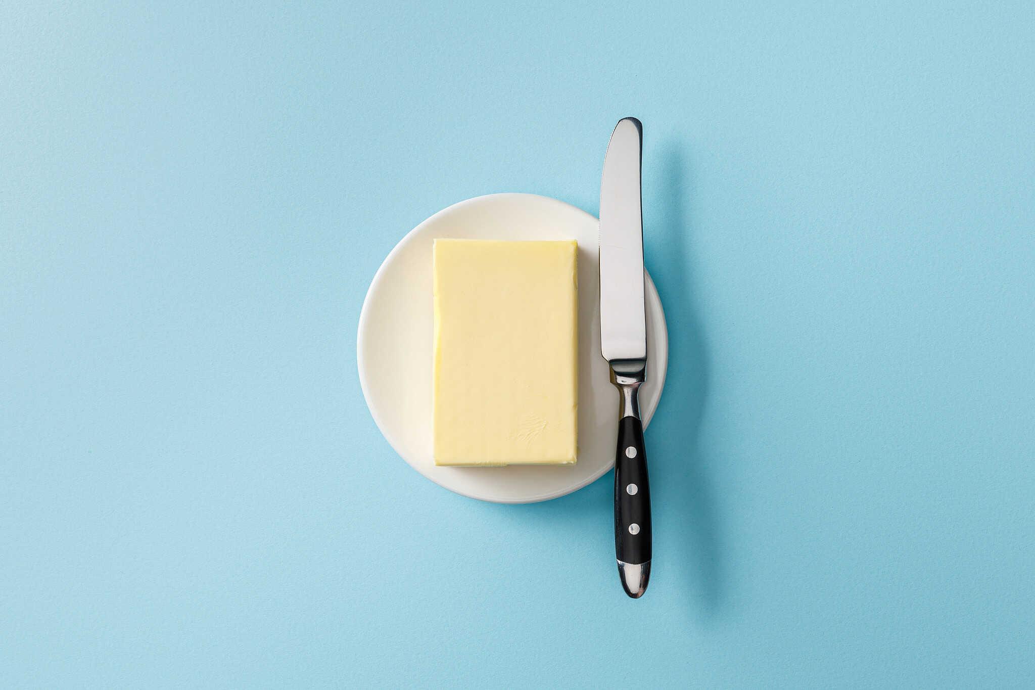 חמאה (צילום: istockphoto.)