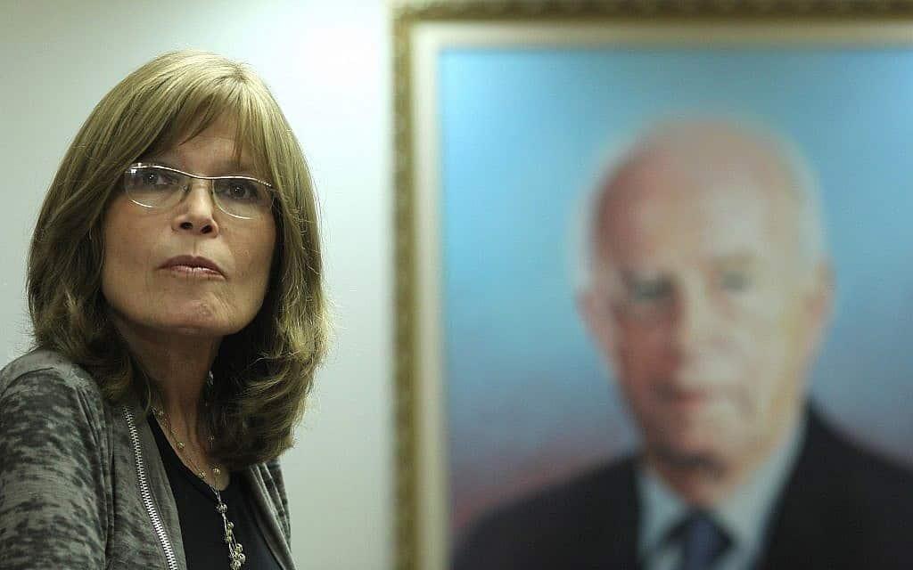 שרה פריש (צילום: קובי גדעון, פלאש 90)