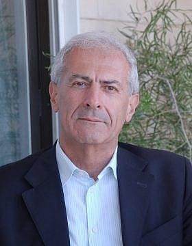 """ד""""ר סרג'יו דה לה-פרגולה (צילום: האוניברסיטה העברית)"""