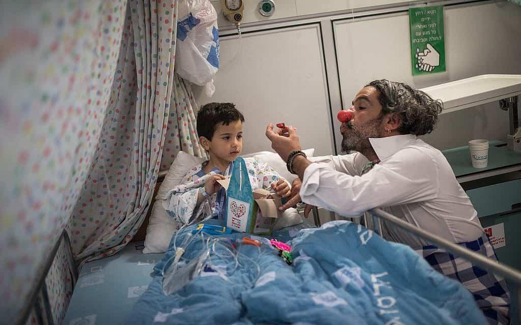 ילד חולה, צילום אילוסטרציה, למצולמים אין כל קשר לכתבה (צילום: הדס פרוש, פלאש 90)