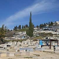 בית קברות – ארכיון (צילום: יעקב לדרמן, פלאש 90)