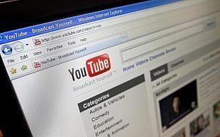 אתר יוטיוב, 18 במרץ 2010 (צילום: סוכנות הידיעות האמריקאית/ריצ'רד ווגל, ארכיון)