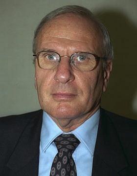 עודד ערן, שגריר ישראל לשעבר בירדן (צילום: לע״מ AMOS BEN GERSHOM)