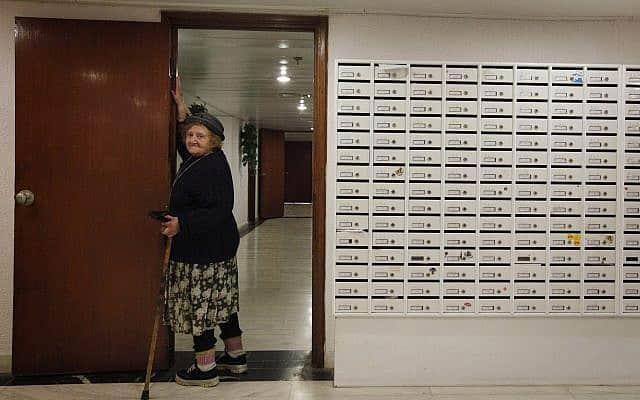 מלון דיפלומט בירושלים, ארכיון, 2012 (צילום: Miriam Alster/FLASH90)
