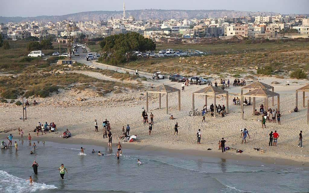 ג'אסר אה-זרקה, 2012, ארכיון (צילום: משה שי פלאש 90)