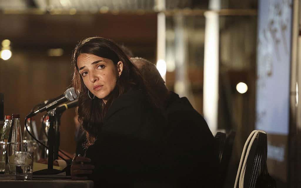 לוסי אהריש (צילום: Hadas Parush/Flash90)