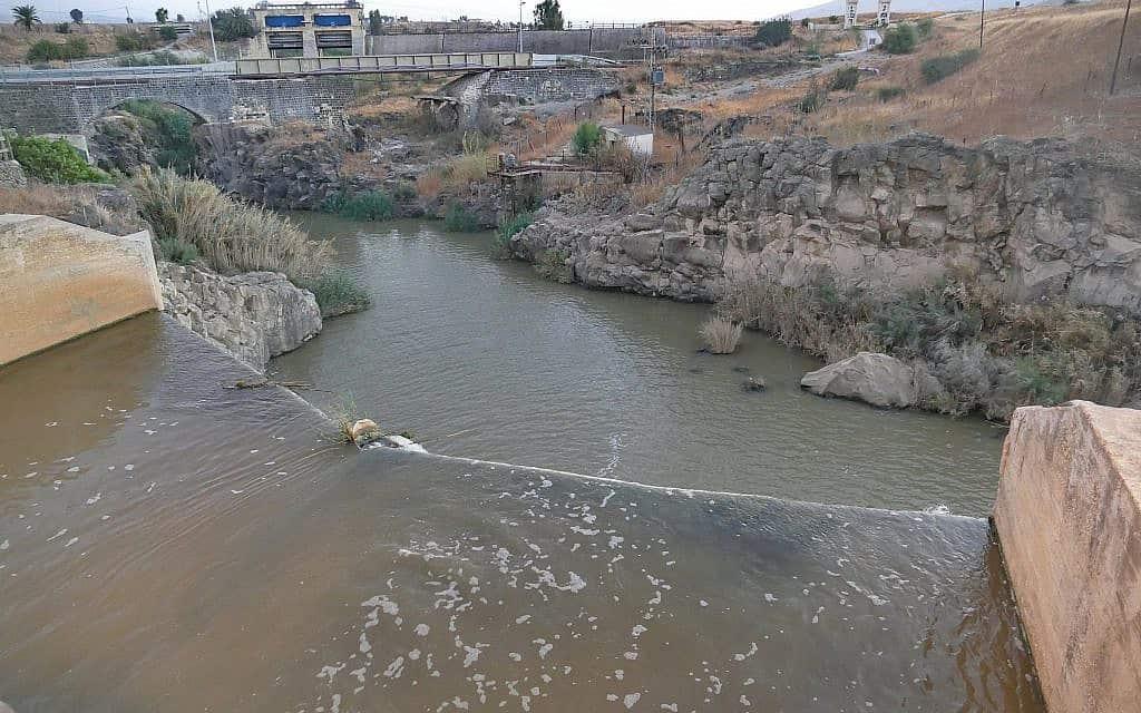מתקני תחנת הכח בנהריים ב-2016 (צילום: שאולה הייטנר, מתוך אתר פיקיויקי)