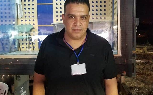 עאיד כיאל (צילום: אדם רזגון)