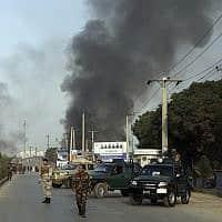 בירת אפגניסטן, קאבול (צילום: Rahmat Gul, AP)