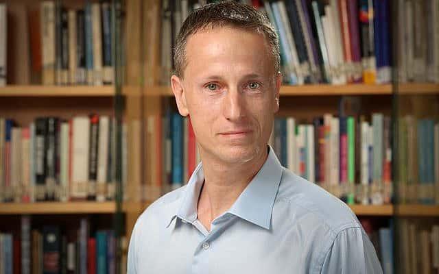 אריק רודינצקי (צילום: באדיבות המצולם)