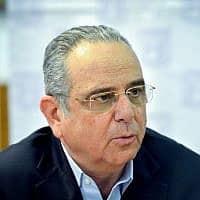 נשיא התאחדות התעשיינים, שרגא ברוש (צילום: פלאש 90)