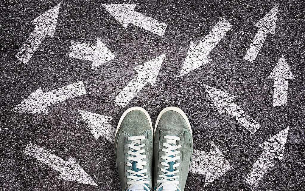 לאן הולכים מכאן? אילוסטרציה (צילום: Delpixart/iStock)