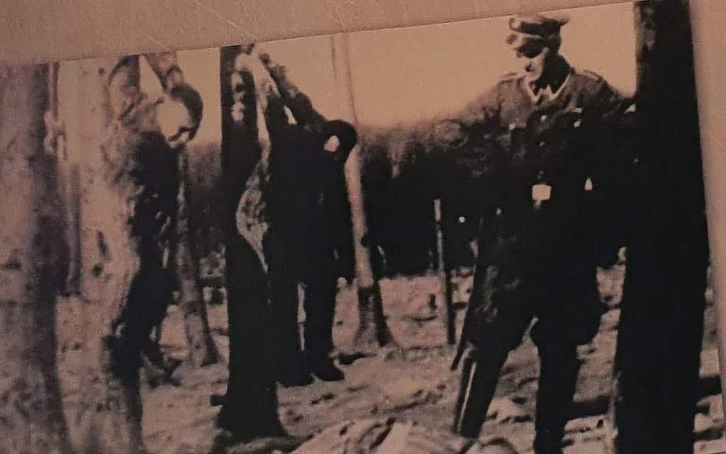 צילום במוזיאון מחנה שטוטהוף