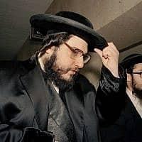 מייסד קהילת לב טהור, שלמה הלברנץ (צילום: J. Kirk Condyles, AP)