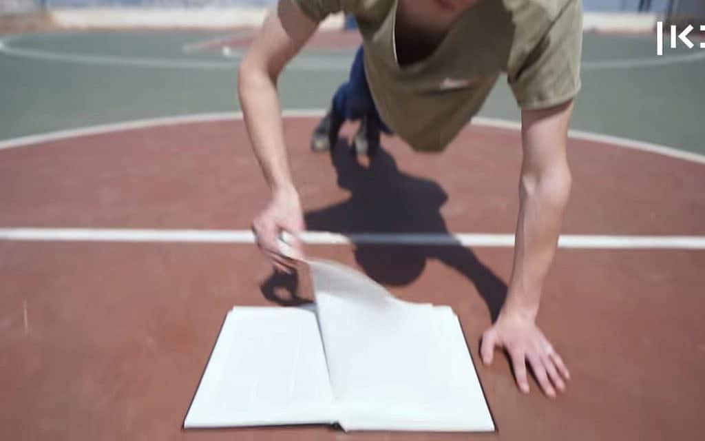"""צילום מסך מתוך סרטון קידום ל""""שבוע ישיבה"""""""