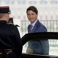 ג'סטין טרודו (צילום: AP Photo/Andrew Harnik)