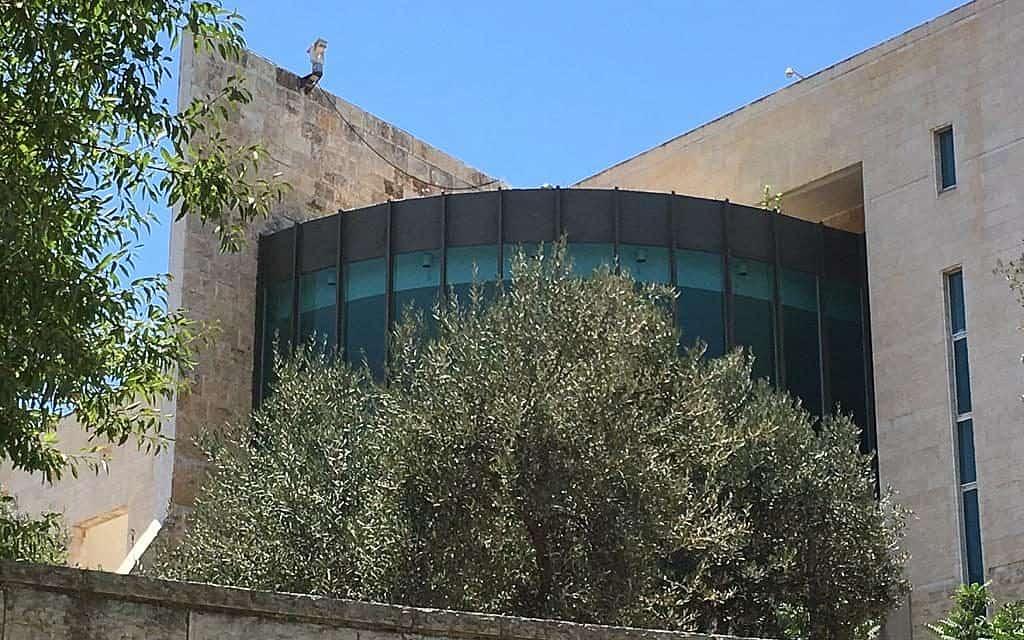 בית המשפט העליון, ירושלים (צילום: יובל קרניאל 2019)
