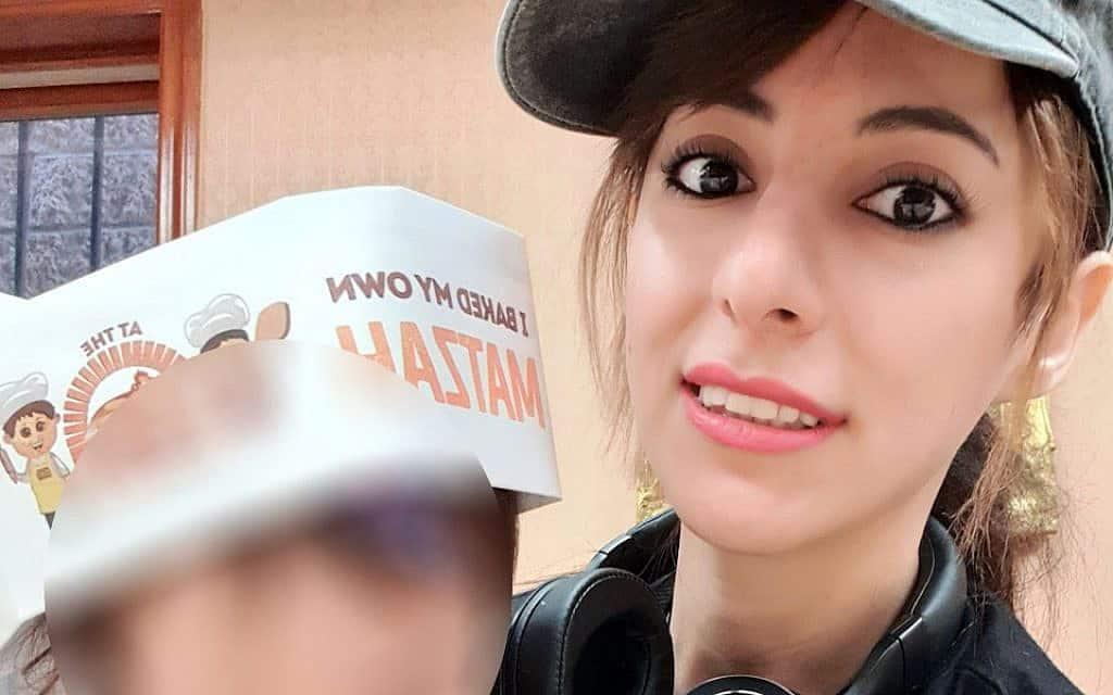 1. סין גבאי נולדה וגדלה כיהודייה בעיראק וקיבלה מקלט מדיני בארצות הברית ב-2015. כעת היא חיה בברוקלין (צילום: באדיבות סין גבאי)