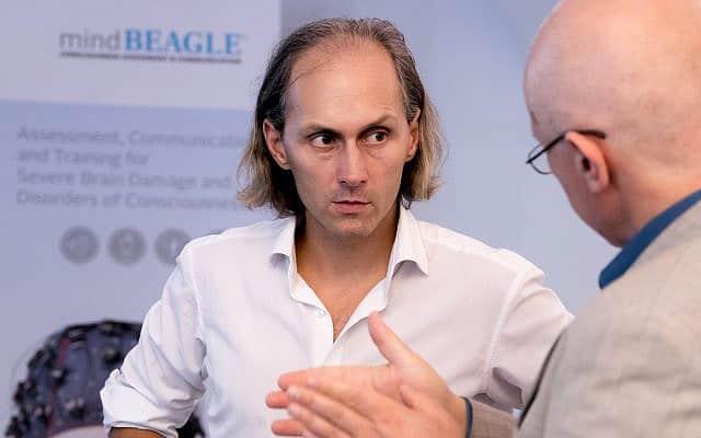 ד״ר כריסטוף גוגר (צילום: g.tec medical engineering GmbH)