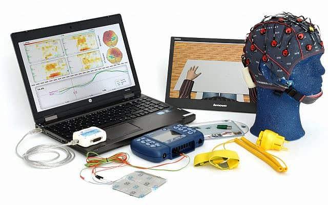 מערכת ה-Recoverix (צילום: g.tec medical engineering)