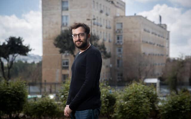יונתן אוריך (צילום: יונתן זינדל, פלאש 90)
