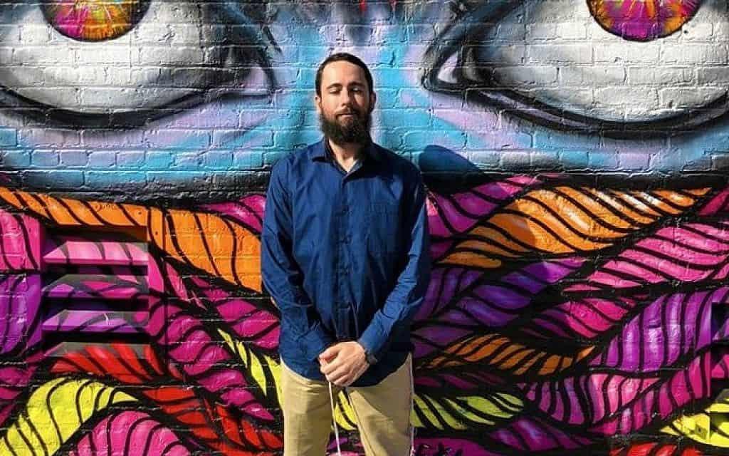 דניאל בורץ (צילום: אינסטגרם)