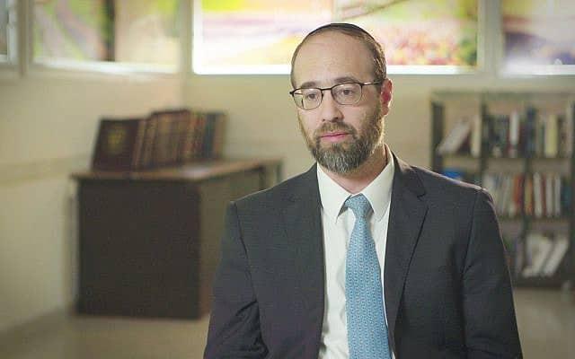 הרב זאב ליטקה (צילום: צילום מסך מיוטיוב)