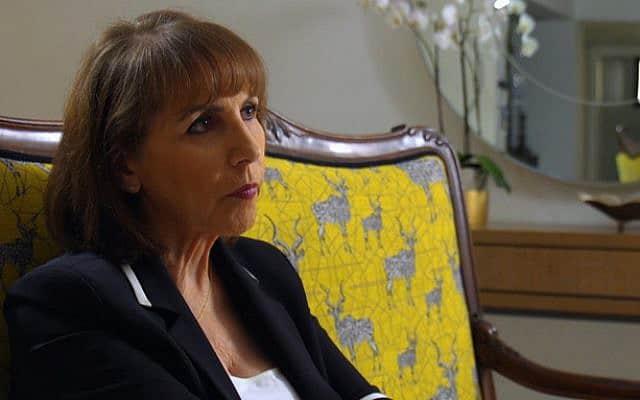 לימור לבנת כיכבה בסרט ״הליכודניקים״ (צילום: צילום מסך/מאקו)