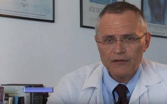 """ד""""ר קרל סקורסקי (צילום: צילום מסך מיוטיוב)"""