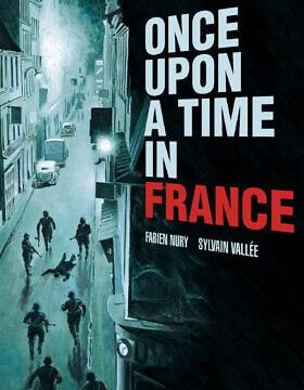 עטיפת הספר ״היה היה בצרפת״
