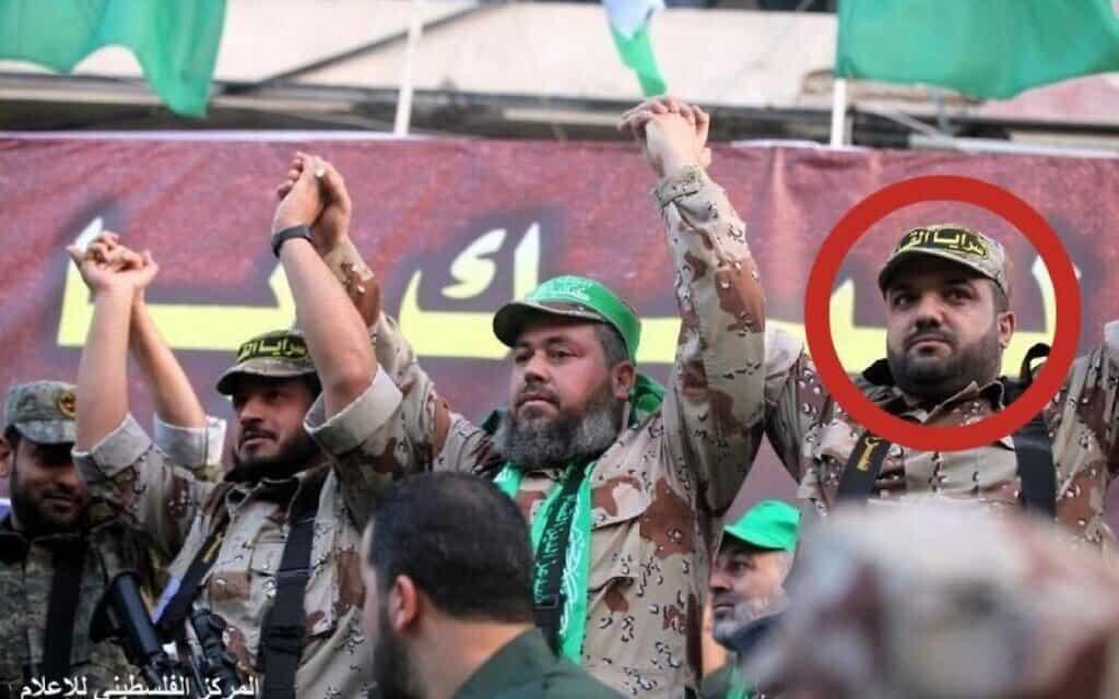 מפקד הג׳יהאד האיסלמי שחוסל, באהא אבו אל עטא (צילום: דובר צה״ל)