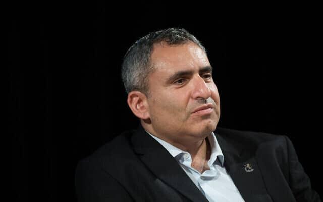 זאב אלקין (צילום: Yonatan Sindel/Flash90)