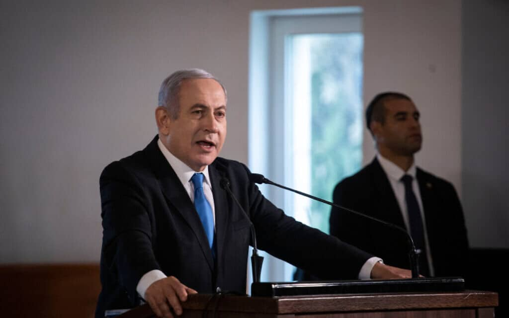 ראש הממשלה בנימין נתניהו (צילום: הדס פרוש, פלאש 90)