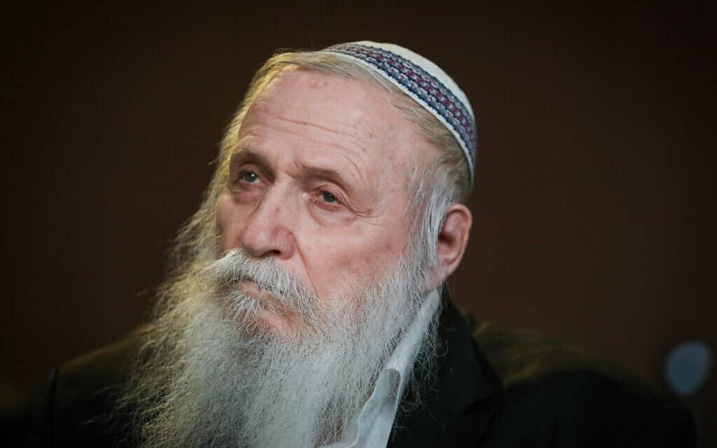 הרב חיים דרוקמן (צילום: נועם רבקין פנטון/פלאש90)