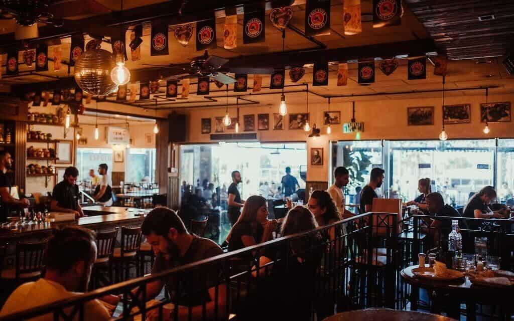 מסעדת ארצ'י, אשקלון (צילום: יובל אליאס)