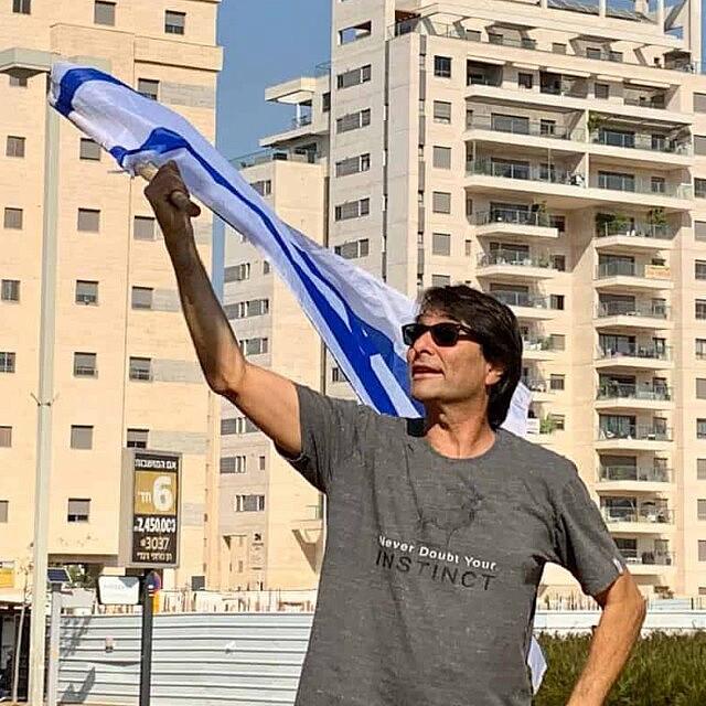 רן כרמי בוזגלו (צילום: אבנר הופשטיין)