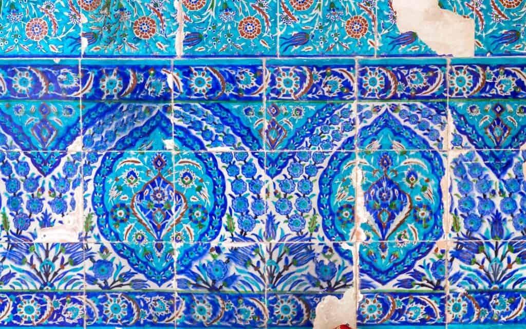 קרמיקה ארמנית בירושלים (צילום: istockphoto.com/)