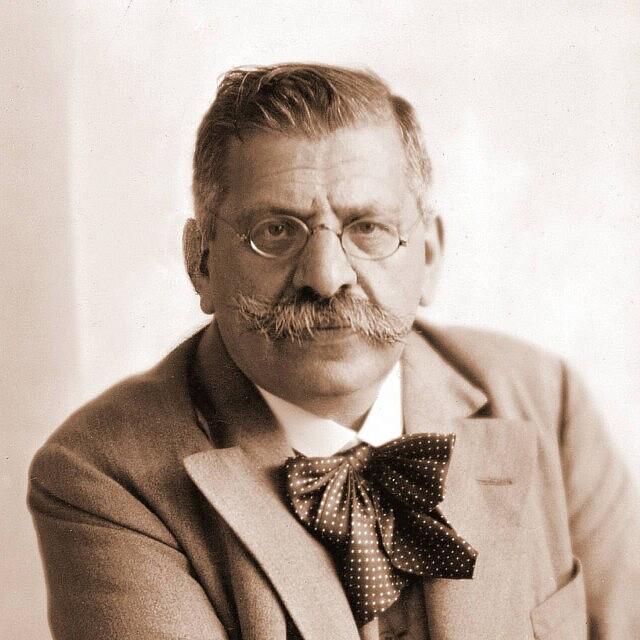 ד״ר מגנוס הירשפלד, 1927 (צילום: Magnus Hirschfeld Gesellschaft e.V., Berlin)