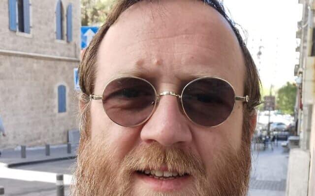 הרב שמואל פפנהיים (צילום: באדיבות המרואיין)