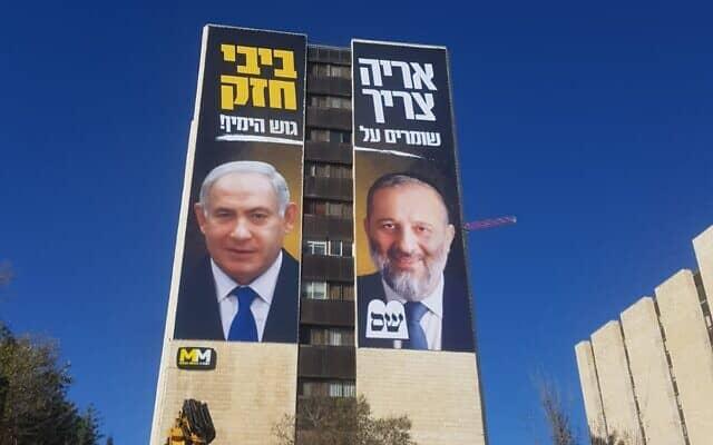 קמפיין שס (צילום: ללא)