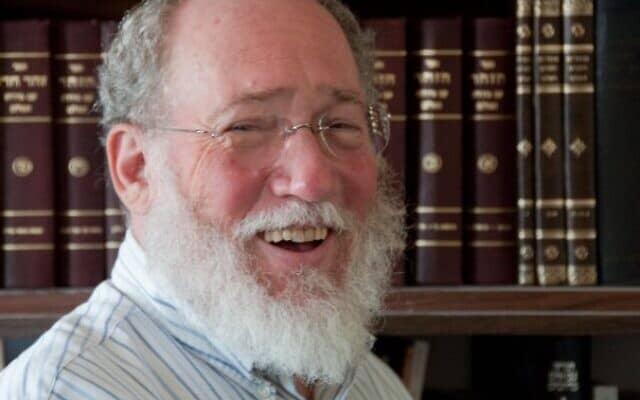 הרב דניאל לנדס (צילום: courtesy)