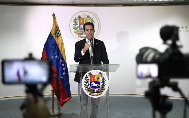 חואן גואידו (צילום: AP Photo/Matias Delacroix)