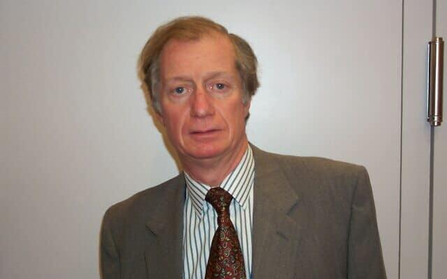 אלק נקמולי, לשעבר תושב אלכסנדריה וחבר ועד של אגודת נבי דניאל (צילום: באדיבות אלק נקמולי)