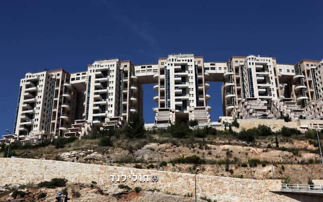 פרויקט הולילנד (צילום: Yossi Zamir/Flash90)