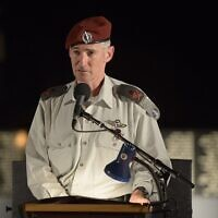 .יאיר גולן (צילום: Gefen Reznik/Israel Army Spokesperson)