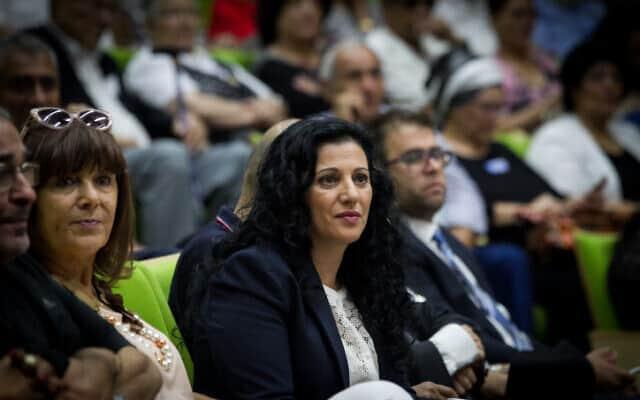 נורית קורן בכנסת, 2016 (צילום: מרים אלסטר, פלאש 90)