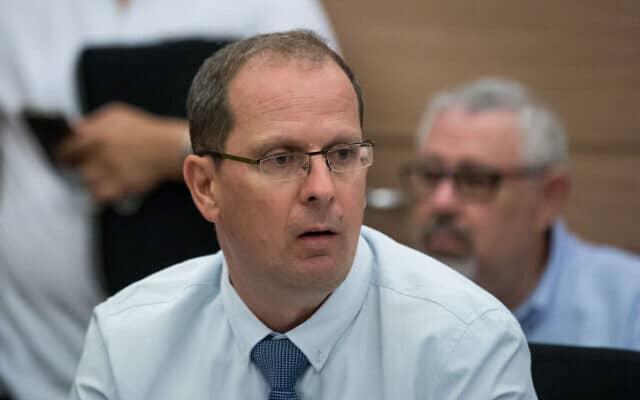 רז נזרי, המשנה ליועץ המשפטי לממשלה (צילום: יונתן זינדל, פלאש 90)