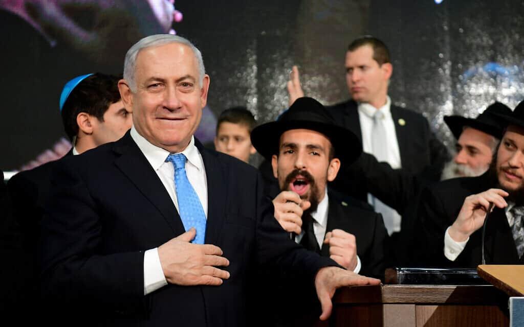 בנימין נתניהו (צילום: Yehuda Haim/Flash90)