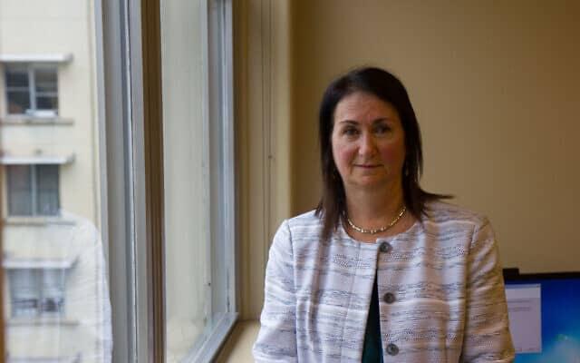 """ד""""ר נאורה פיק (צילום: Etye Sarner)"""